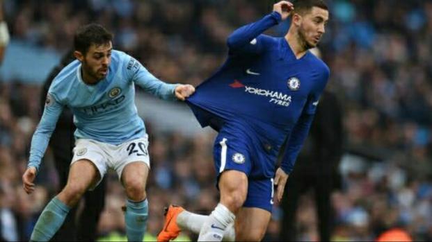 Premier League 2018 : Chelsea laisse filer la qualification en C1