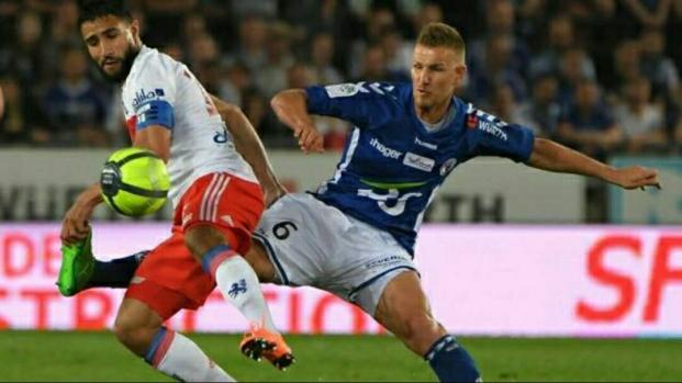 Ligue 1 2018 : L'OL dévisse contre Strasbourg
