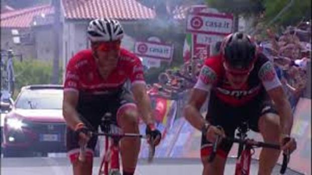 Giro d'Italia : Le point avant la grosse étape de dimanche