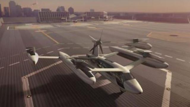Uber's 'flying car' has a prototype and brings air taxis closer