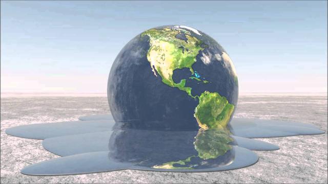Efectos del calentamiento global en el planeta