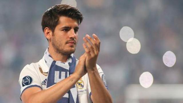 Morata podría llegar a gigante de la Serie A