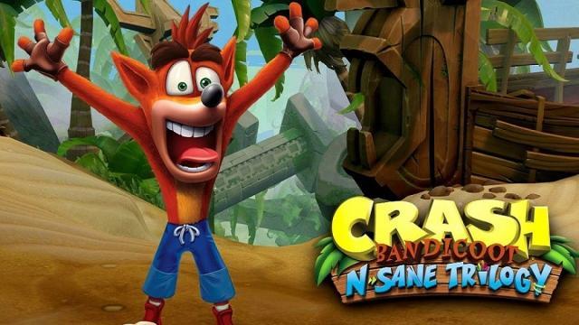 'Crash Bandicoot N. Sane Trilogy' llega para Nintendo Switch, Xbox y PC.