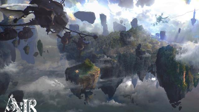 Concept-Art: muestra bestias desagradables del MMORPG