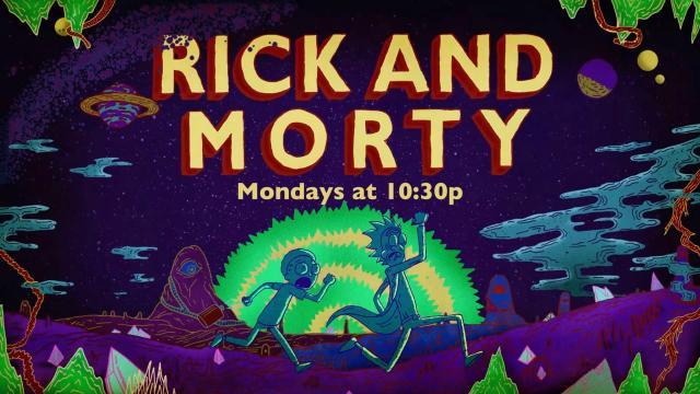 Rick y Morty renovados por 70 episodios más