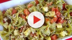 VIDEO: deliciosa ensalada de pajaritas