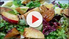 VIDEO: Aprende a realizar la ensalada de ciruelas rellenas y lechuga