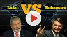 Em cenário sem Lula, Bolsonaro lidera pesquisa para presidente