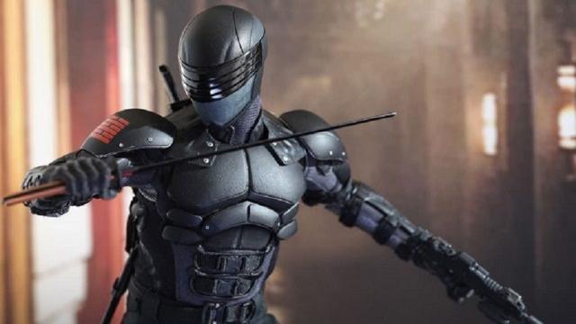 'Snake Eyes' comienza su carrera en solitario: propia película para ninja Gi Joe