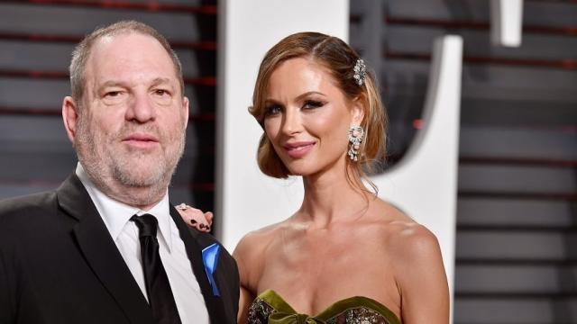 Georgina Chapman 'nunca' sospechó la mala conducta sexual de su marido