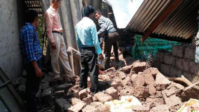 Se abre una falla sísmica en Tláhuac y pone en grave riesgo a la CDMX