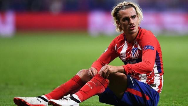 Antoine Griezmann: ¿Última final de Europa League para el Atlético?