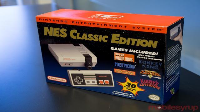 NES Classic Edition regresa en junio