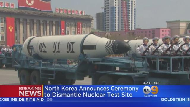 North Korea to dismantle nuclear test site very soon