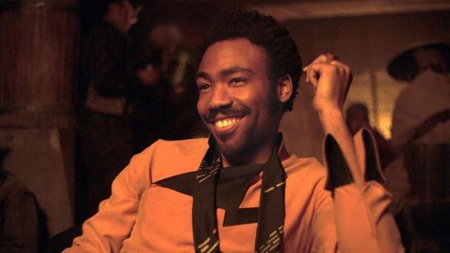 Mira a Donald Glover llevar a Lando a Saturday Night Live