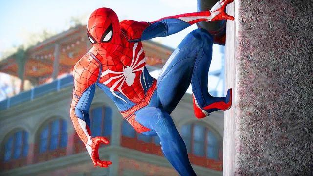 Spiderman Man 2018: ¡Un juego con mucha influencia!