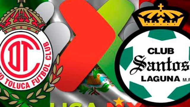 Lista la final de la liga mx: Toluca vs Santos