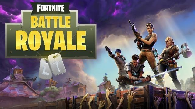 Servidores 'Fortnite Battle Royale' bajan por mantenimiento