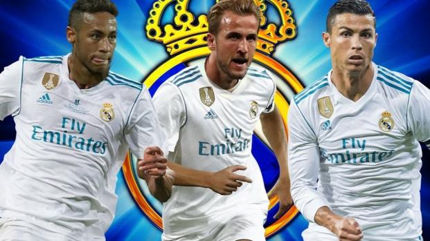 Mercato : Deux Galactiques vers le Real Madrid !