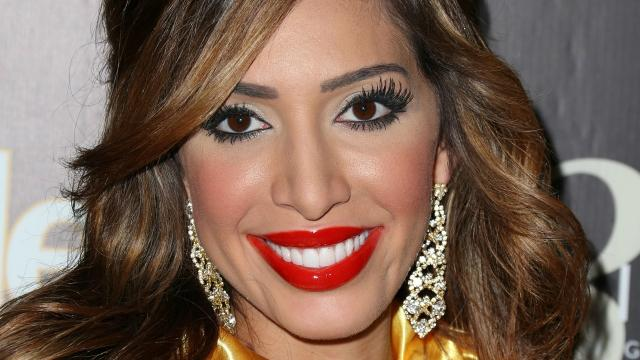 Farrah Abraham grabs attention at Cannes Film Festival