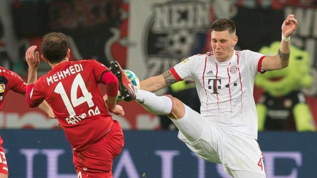 Final de la Copa DFB 2018: FC Bayern - Eintracht Frankfurt