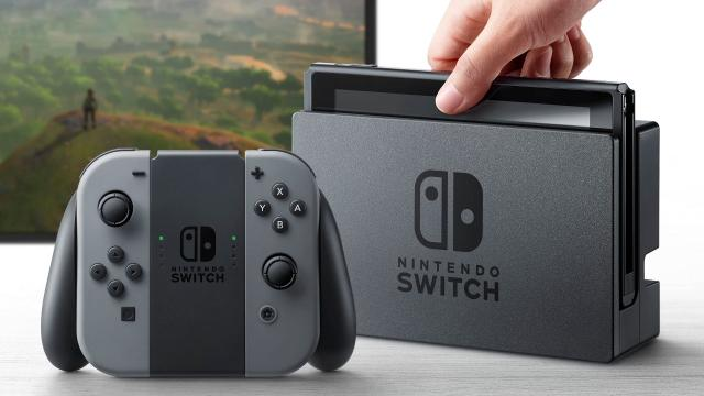 La consola virtual no llega a Nintendo Switch