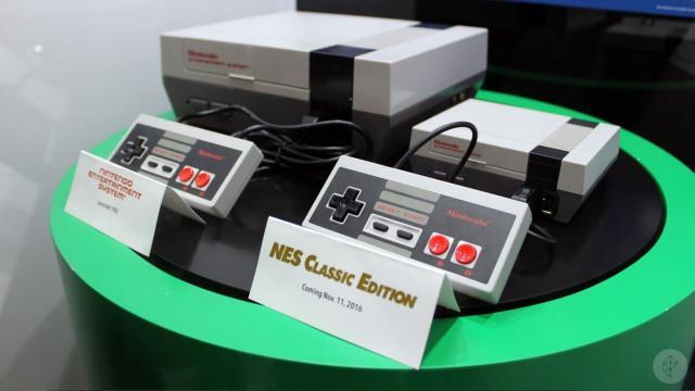 Recuperando una leyenda: El NES Classic se acerca