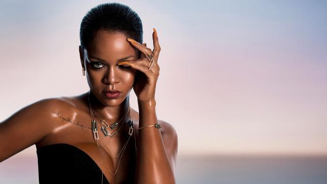 Rihanna da una respuesta perfecta cuando se le pregunta si irá a la boda real