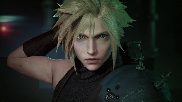 'Final Fantasy VII Remake' no está ni cerca de ser completado