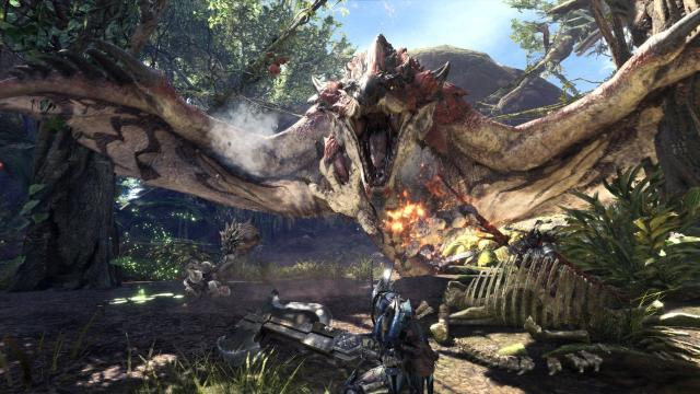 'Monster Hunter World': armadura de Ryu de alto rango