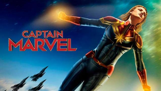 Capitana Marvel regrasará con un relanzamiento