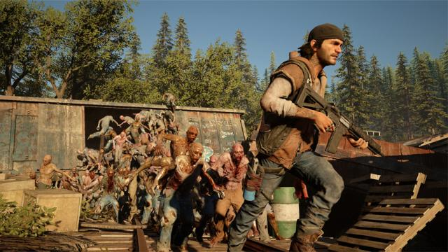 Days Gone Protagonist no tendrá apariencia personalizable