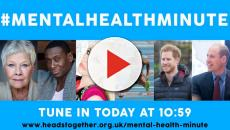Prince William and Prince Harry feature on 'Mental Health Minute' radio show
