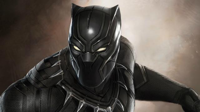 El nombre 'Black Panther' Drop que sugiere algo más
