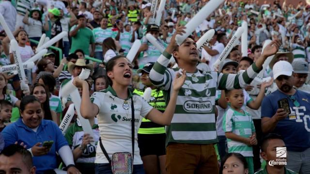 La final Toluca vs Santos de la liga MX