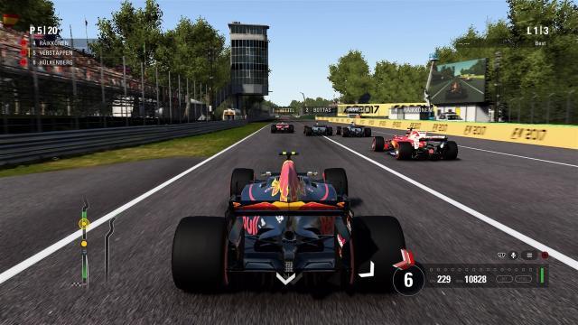 F1 2018: la fecha de lanzamiento de PS4, Xbox y PC es oficial