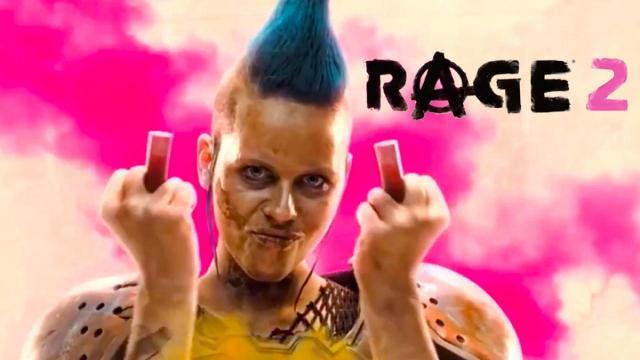 'Rage 2 Dev' trabajando con 'Just Cause Studio'; PS4, Xbox One, PC confirmado