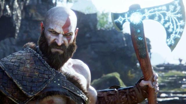 God of War: Estrella de la nueva película de Predator toma a Kratos como modelo.