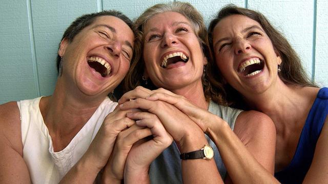 Una buena risa puede ayudar a curar muchas enfermedades