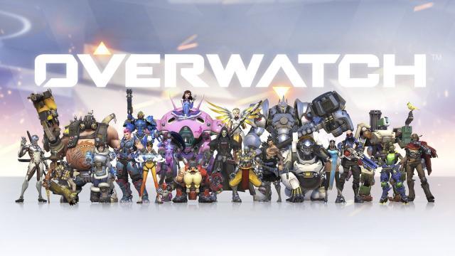 Overwatch cruza más de 40 millones de jugadores