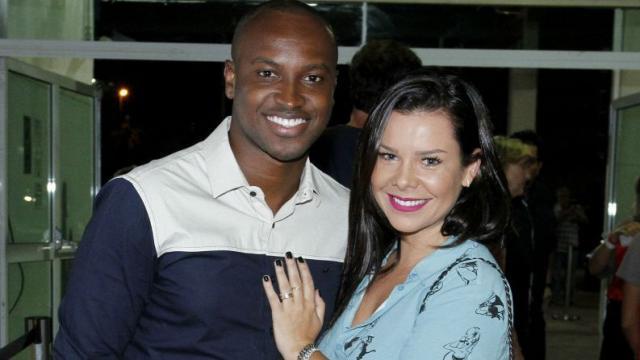 Surgem rumores do fim do casamento entre Fernanda Souza e Thiaguinho
