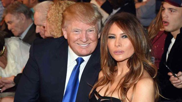 Donald Trump responde que Melania se sometió a una cirugía de riñón
