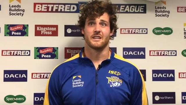 Leeds' Anthony Mullally will miss the Magic Weekend