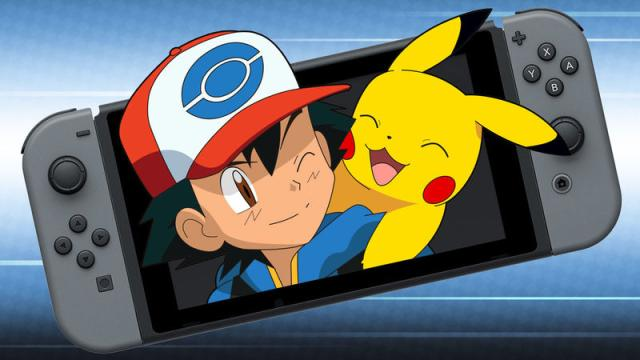 Rumor Patrol: Pokemon en Switch Reveal este mes