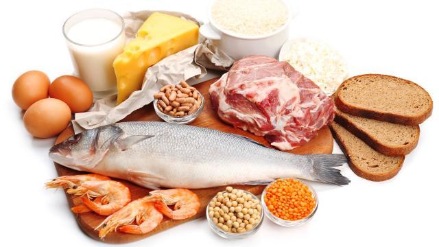 alimentos bajos en carbohidratos.
