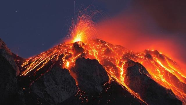 La sorprendente erupción volcánica de Hawai