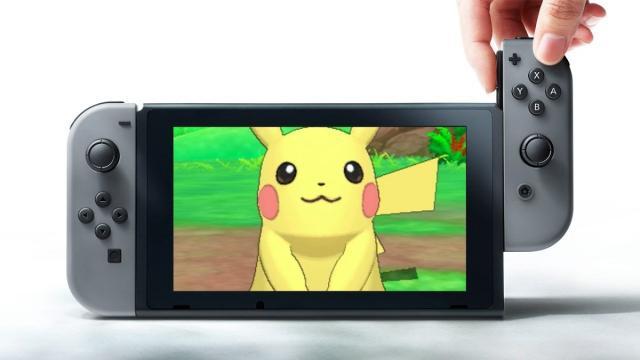 ¿Como será Pokemon en Nintendo Switch?