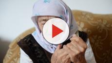Mulher mais velha do mundo nunca teve um dia feliz