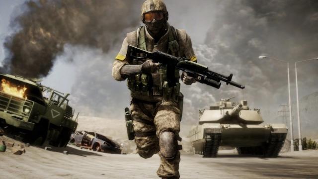 Revelado por EA nuevo juego Battlefield 2018