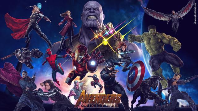 Un centro de atención, Avengers: Infinity War